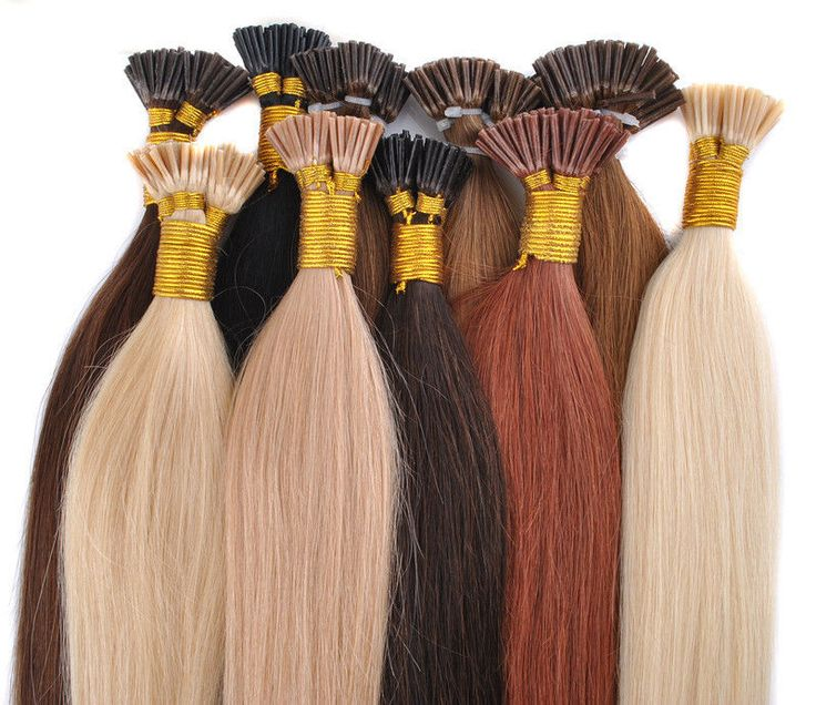 25 unique i tip hair extensions ideas on pinterest glam hair 100pcs 18 20 22 remy human stick i tip hair extensions pmusecretfo Image collections
