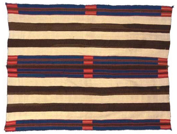 Мужское одеяло Навахо. Christies, январь 2006.