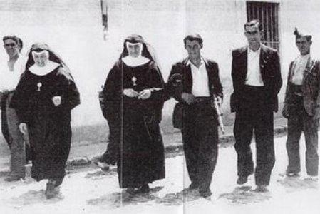 Martirio y asesinato de las 27 Hermanas Adoratrices – Laus Deo