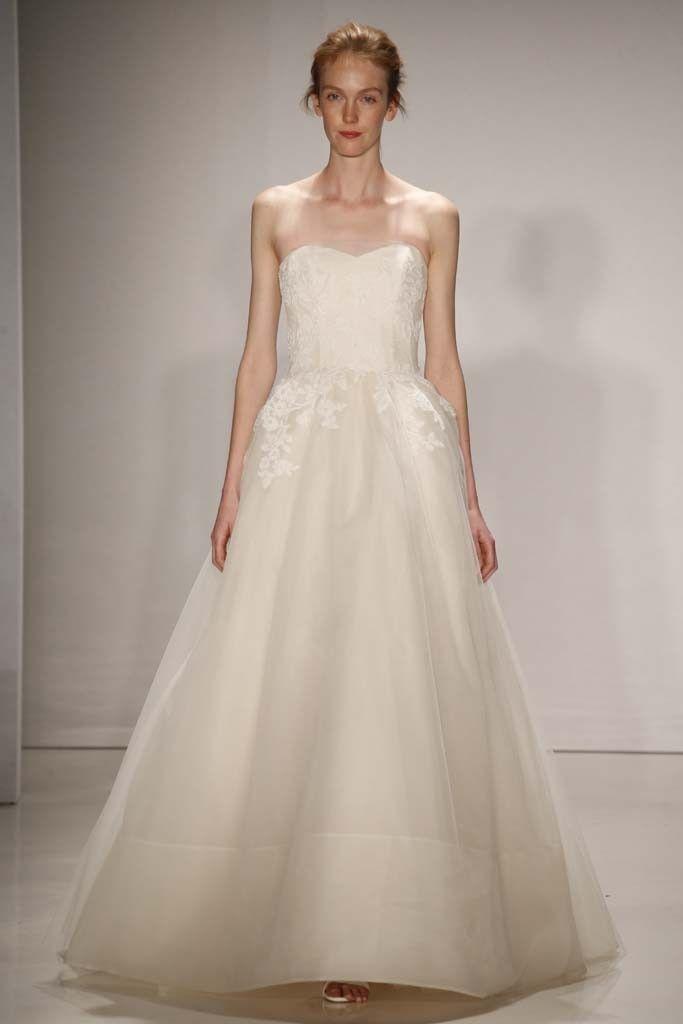 Amsale Bridal Fall 2015 - Slideshow - Runway, Fashion Week, Fashion Shows, Reviews and Fashion Images - WWD.com