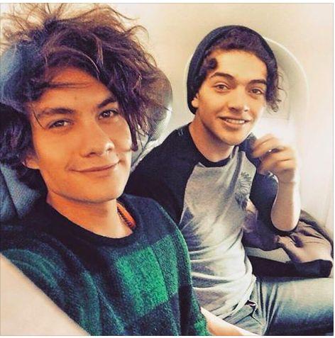 Bryan y Freddy