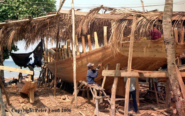 Unique Boat World Phinisi