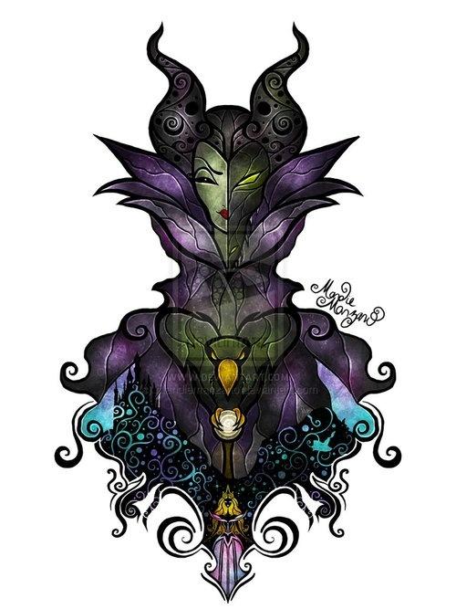 maleficent dragon tattoo designs the image kid has it. Black Bedroom Furniture Sets. Home Design Ideas