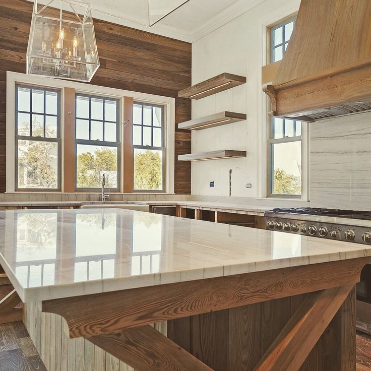 Kitchen Island Using Stock Cabinets: 11 Best Images About Kitchen - Wood On Pinterest