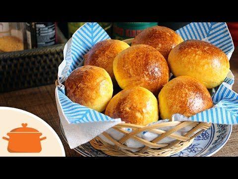 Pãozinho de Cenoura | Panelaterapia