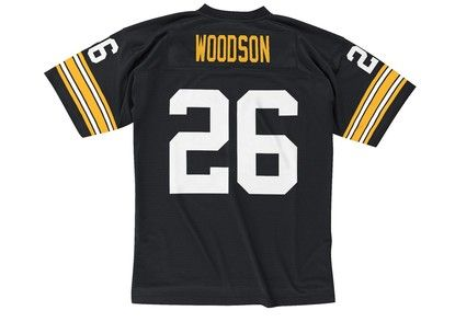 NFL Pittsburgh Steelers Rod Woodson 1993 Mitchell & Ness Replica Jersey