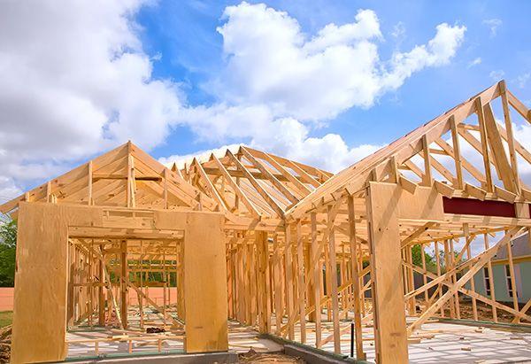 dom drewniany szkieletowy - http://www.mgprojekt.com.pl/blog/drewniany-dom-caloroczny/