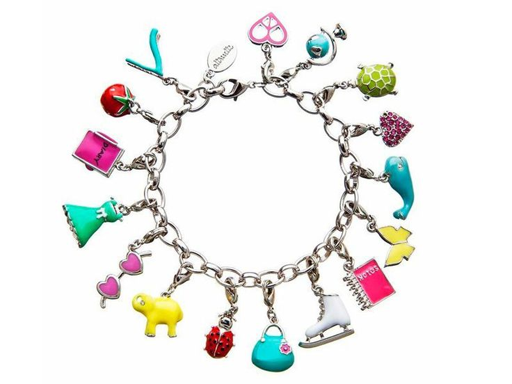 Support 16 different charities with this 16-charm bracelet by Altruette. Get it on AHAlife.com. #enlightenme