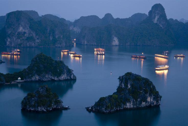 Vịnh Hạ Long #HaLongBay #VietNam #Travel #Beach
