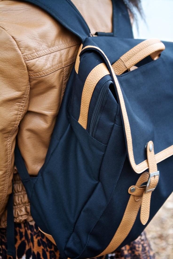 9 Best Backpacks Images On Pinterest Bags And Backpack Fjallraven Kanken Laptop 15ampquot Blue Ridge Canvas Brown Tan Leather Trim School University College Leopard Print Bag