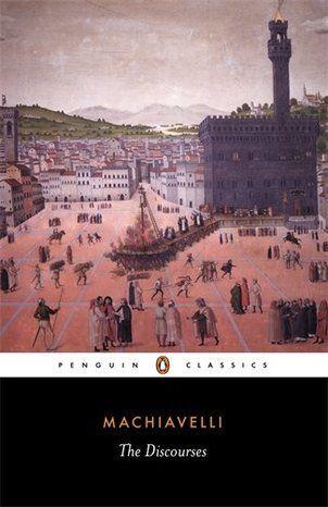 'Discourses' by Niccolo Machiavelli (Author)  #Great #Books #World #Classics #Books #Western #Canon #Politics