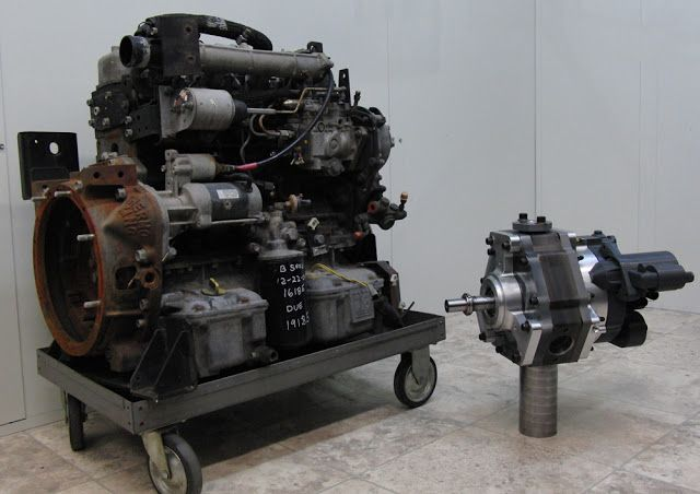 Next Big Future: DARPA funds 30 KW X4 liquid piston engine that is 90 times lighter than a conventional 2700 lb military 30 KW diesel generator