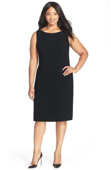 Cocktail dress larger sizes