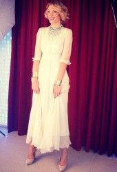 Valentina Pelinel wearing Parlor! #parlorstudio Order online!