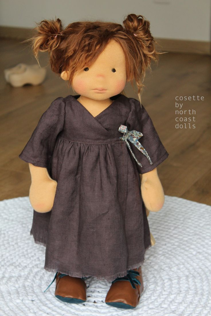 Cosette by North Coast Dolls More