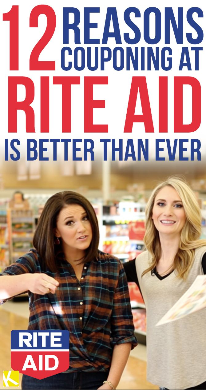12 Reasons Couponing at Rite Aid Is Better than Ever