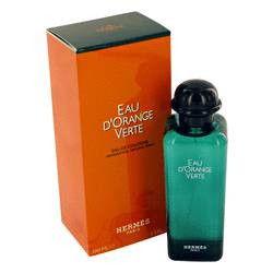 Eau D'orange Verte Eau De Cologne Spray Refillable (Unisex) By Hermes