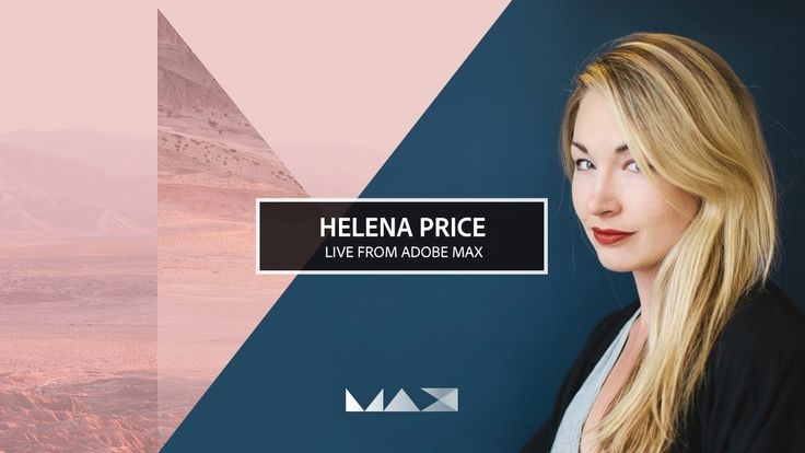 Photography with Helena Price - Live from Adobe MAX 2016 - https://www.designyourworld.space/photography-with-helena-price-live-from-adobe-max-2016/