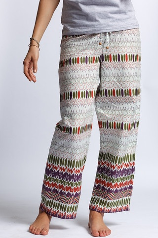 Cute summer Pajama pants // Ladies, all proceeds go directly to helping women escape the sex brothels in India! [Click on the picture to pick some up]
