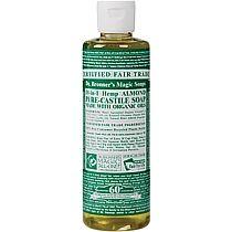 Dr Bronners Castile Liquid Soap (Various)