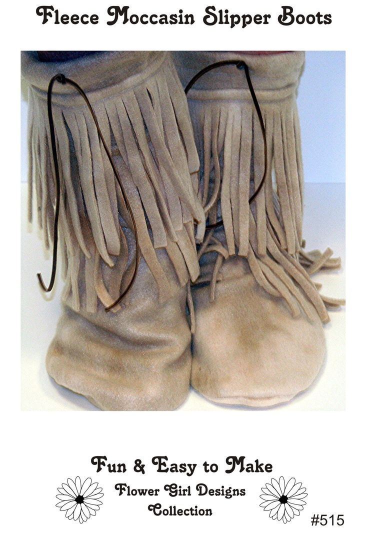 Unique Moccasin Sewing Pattern Image Collection - Sewing Pattern for ...