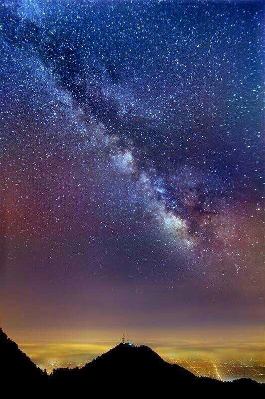 Milky Way vs. City Lights