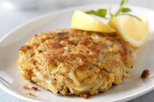 Quick & Easy Crab Cakes recipe! for those that don't like seafood, I heard this is wonderful using turkey meat.