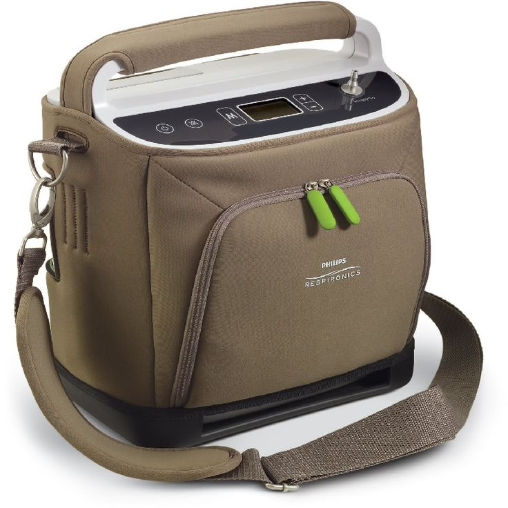 SimplyGo Portable Oxygen Concentrator - We got one of these for my mom. With an extra battery module it's great for days out or a movie. It's also good for travel and we don't have problems with airlines (although we've only flown in the US so I don't know about overseas).  By Tony R, Kansas City Read more at http://www.cpapxchange.com/philips-simplygo-portable-oxygen-concentrator.html#Bbk0srQitTxZfZTh.99