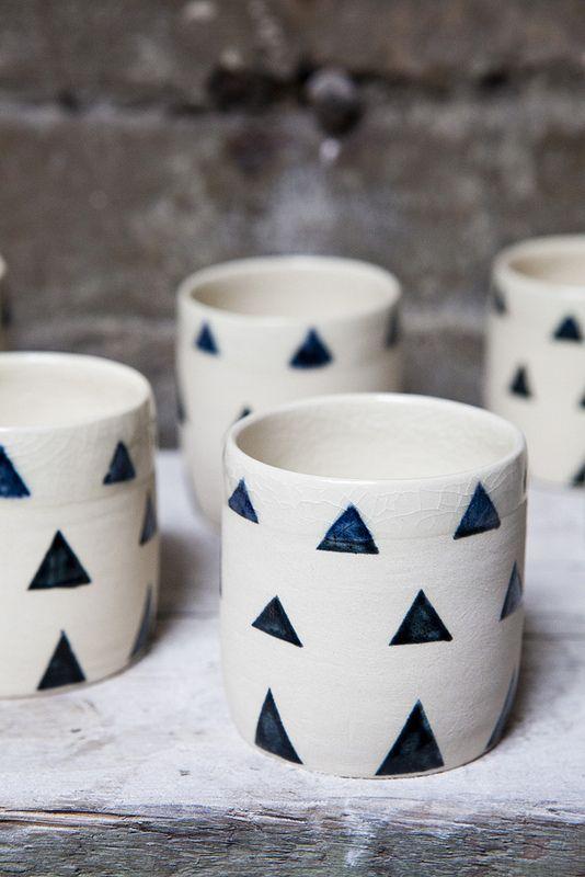 ceramic tumblers //