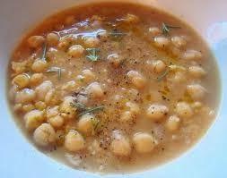 GIORGOS LEKKAS CHEF: Ρεβίθια σούπα