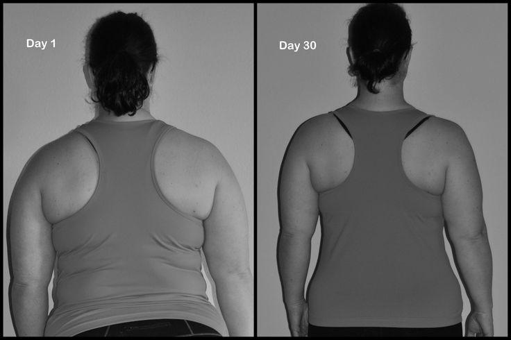 30 day shred...Motivation!