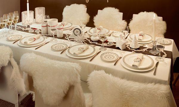 Te decimos cuáles son los must have de la mesa de Navidad