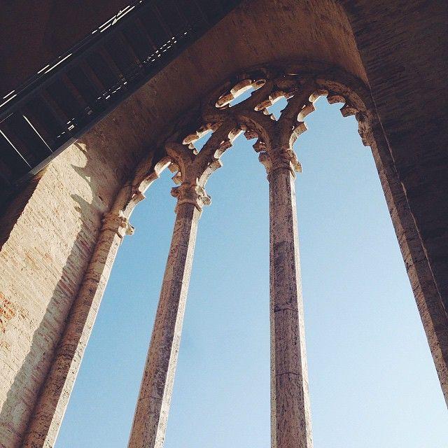 Salendo sul campanile di San Donemico #perugia2019 foto di @alessandrabacci