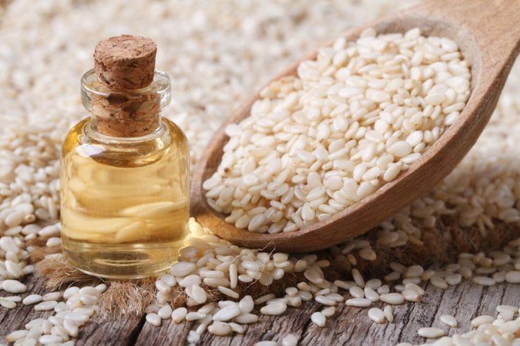 Кунжутное масло: применяем при сухой, проблемной и увядающей коже 0
