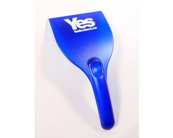 Yes Scotland Ice Scraper  Was £2.99 Now £1.99  #indyred #YesScotland #Yescampaign #Carscraper #Icescraper