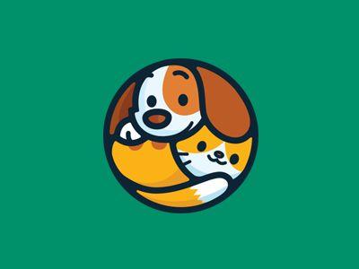 SPAD - Sociedade Protectora dos Animais Domésticos. by Carlos Puentes #Design Popular #Dribbble #shots