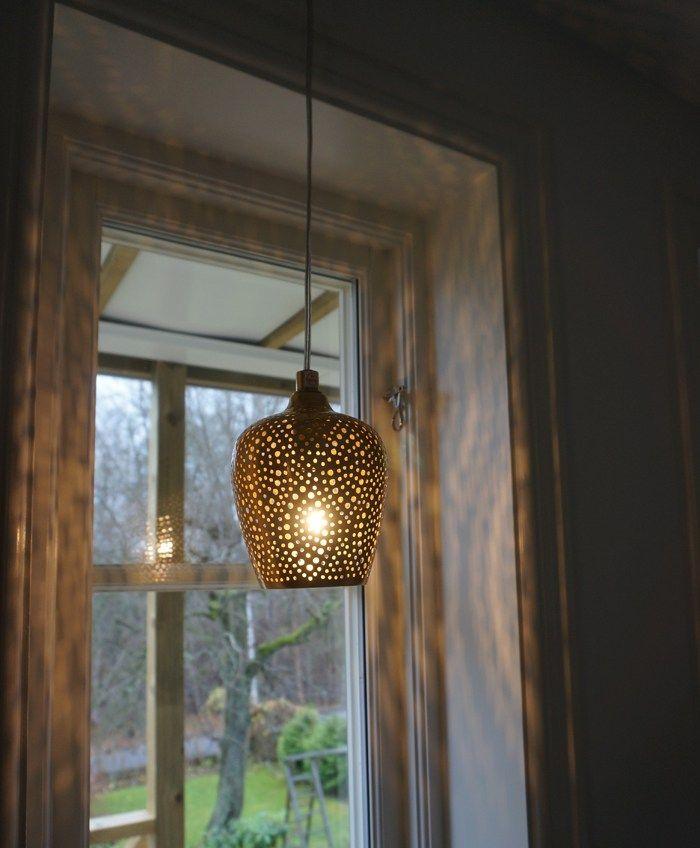 Lamp from Indiska.se