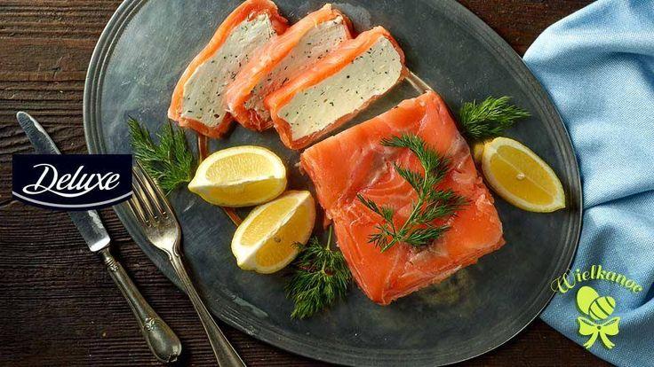 Szukasz oryginalnego dania na wielkanocny stół? Wypróbuj nasz przepis na terrinę z łososia z serem feta. Z pewnością będzie smacznie!