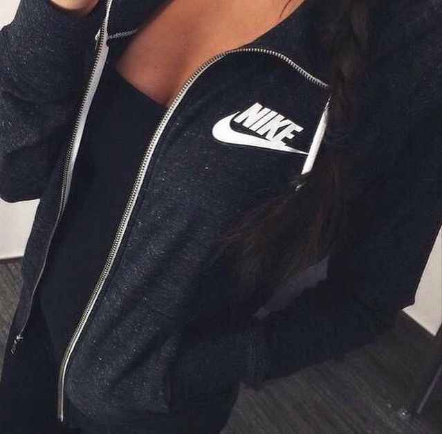 Nike zip up / 2nd outfit