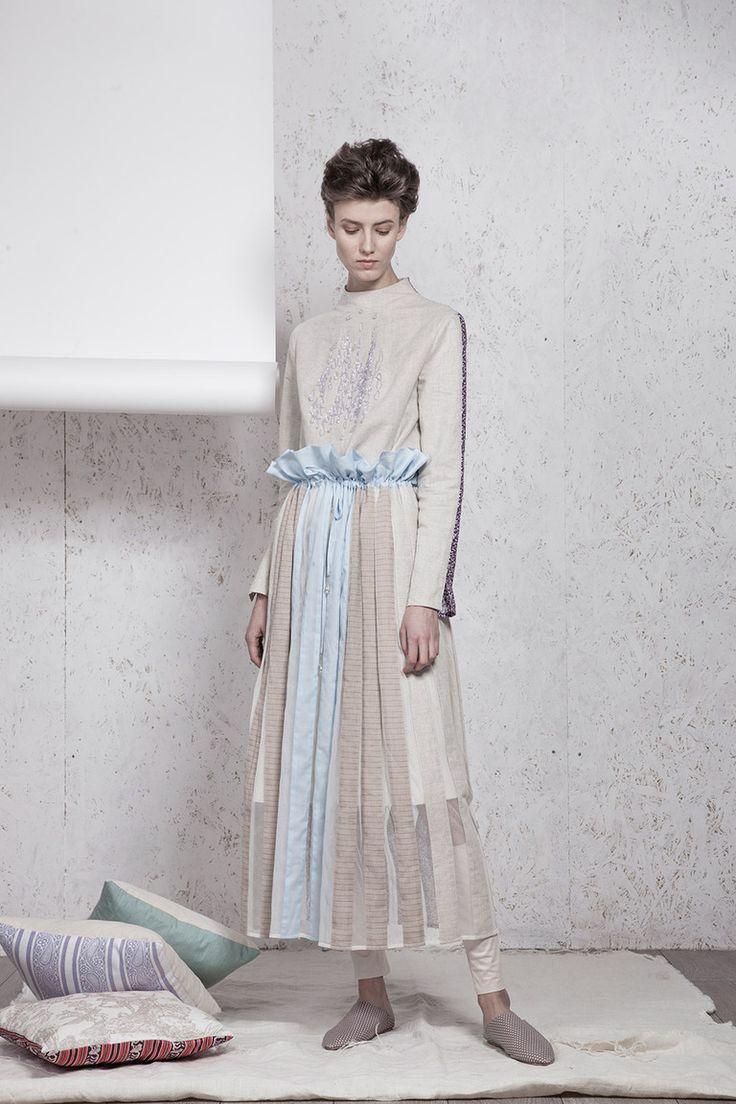 Asiya Bareeva, Весна-лето 2015, Ready-To-Wear, Москва