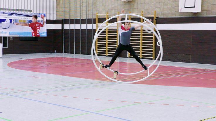 Deutscher Meister in Spirale 2015 Max Brinkmann