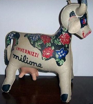Cow inflatable doll- MUCCA CAROLINA