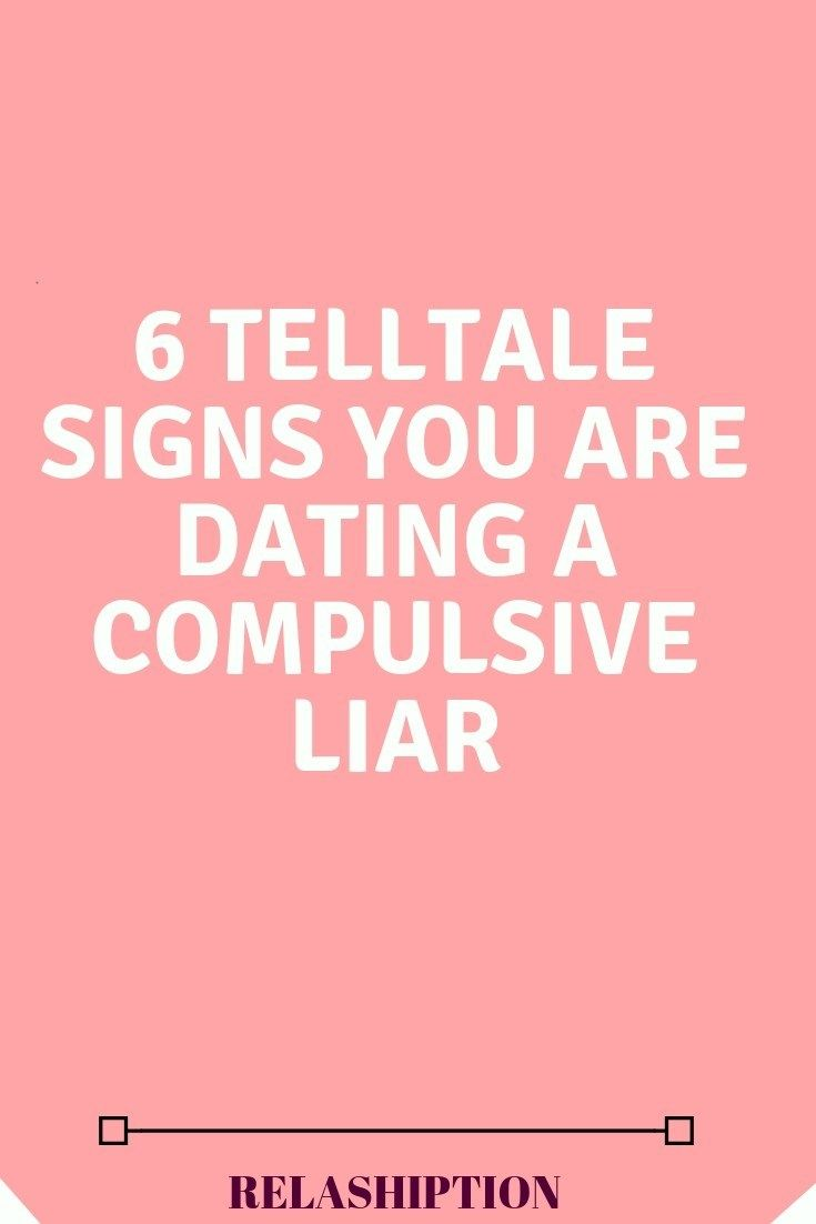 6 TELLTALE SIGNS YOU ARE DATING A COMPULSIVE LIAR – Zodiac Signs World #relationships #love #relationshipgoals #couples