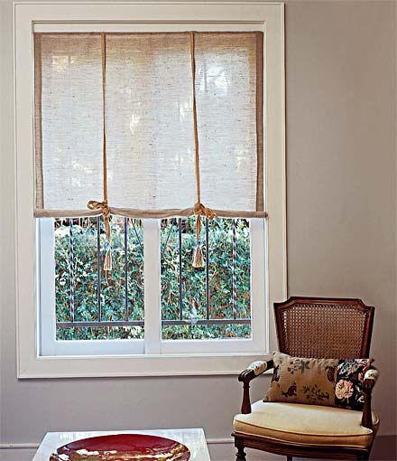 17 melhores ideias sobre cortinas de linho no pinterest ...