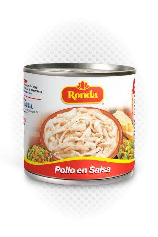 POLLO en salsa acompaña tus comidas, ideal para preparar #recetas fáciles - Carnes Listas #pollo #salas #ensalada #listo