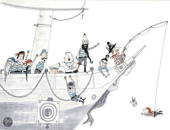 Illustrated by Sieb Posthuma