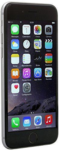 cool Apple iPhone 6 16GB 4G Black, Grey - smartphones (iOS, Single SIM, NanoSIM, EDGE, GSM, HSPA+, UMTS, LTE) (Certified Refurbished)