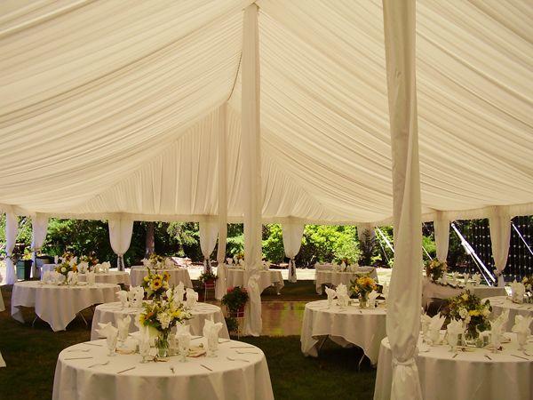 15 best wedding decor images on pinterest wedding decor wedding benson tent rent affordable wedding package rentals denver co junglespirit Images