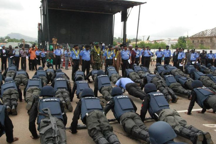 Nigeria Police Recruitment Form for Constables (Popularly Called Recruits) is Out  Application is FREE! http://ift.tt/2nPIxMx