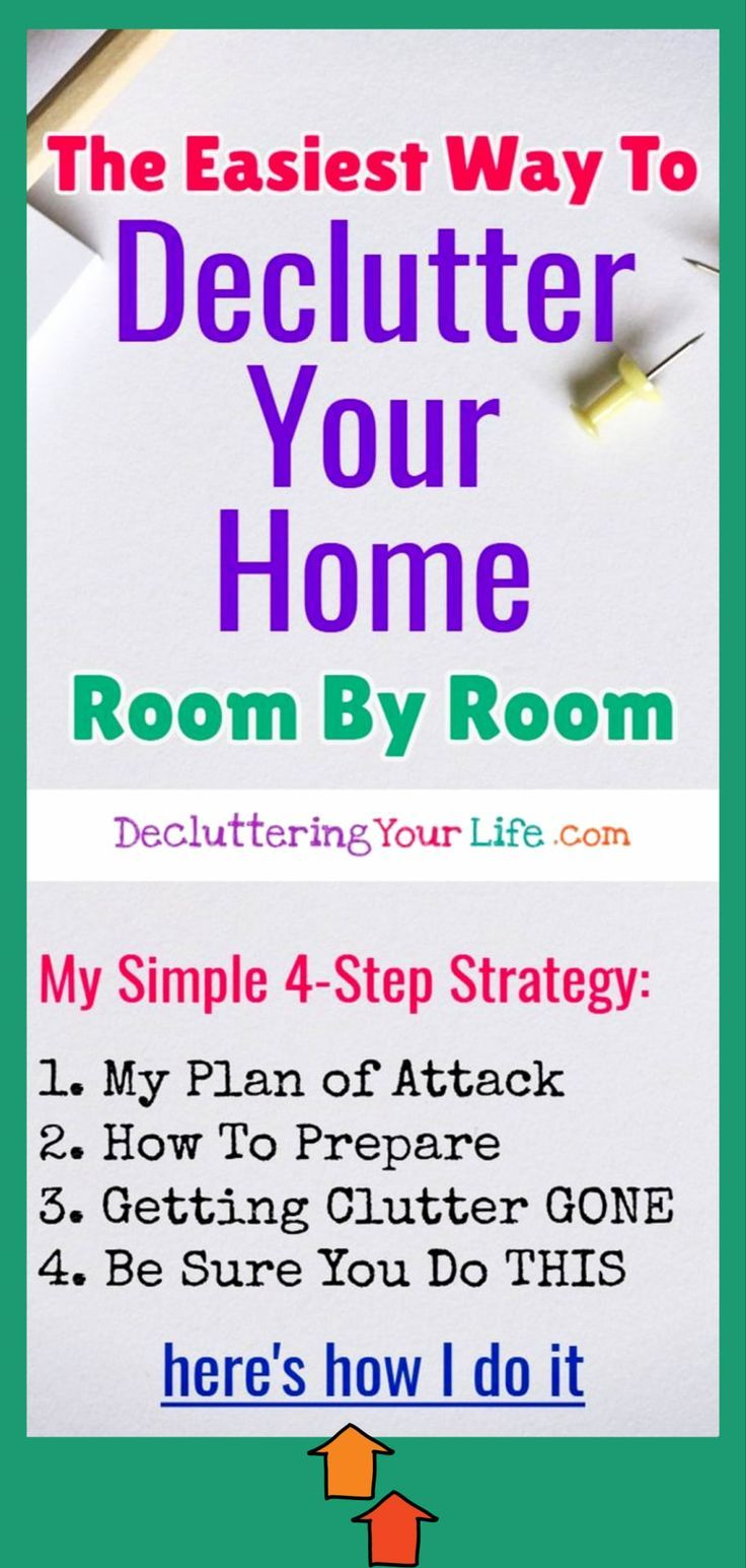 Declutter Your Home Decluttering Ideas Tips Tricks That Work To Get Organized Stay Organized Decluttering Your Life Declutter Your Home Declutter Organize Declutter
